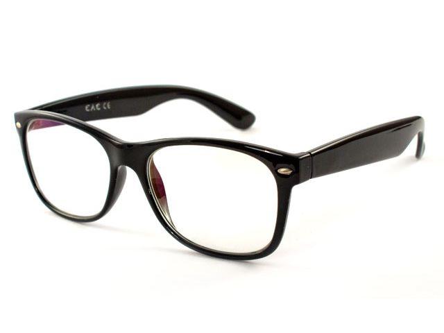 Компьютерные очки EAE B543-BLK с футляром 101789