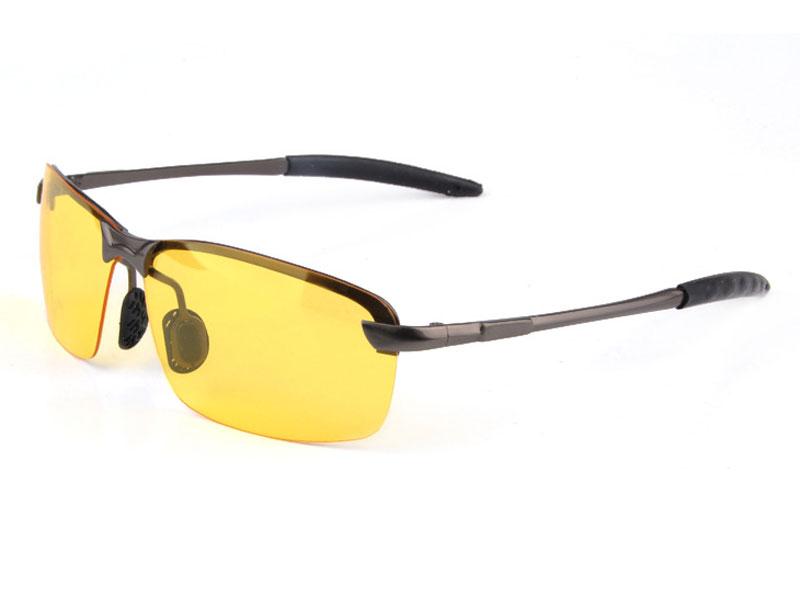 Очки-антифары LK 3043-SIL 103052 фото