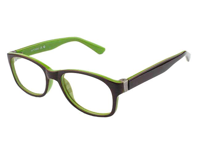 Компьютерные очки AU A703-C58 детские с футляром 102188 фото
