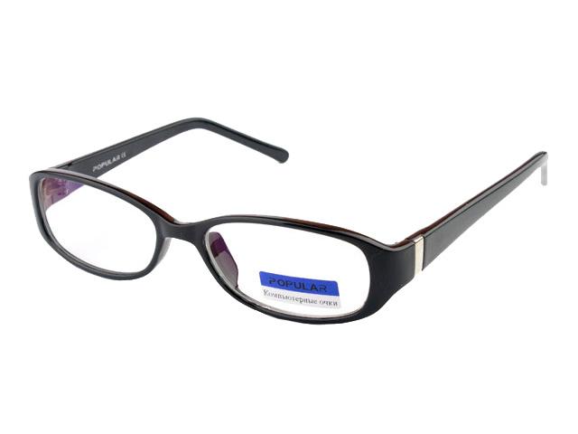 Компьютерные очки Popular P54021-C4 с футляром 101763