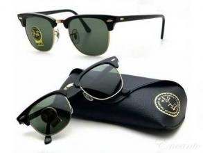Ray-Ban Clubmaster  фото 4f272a5f2bfd4