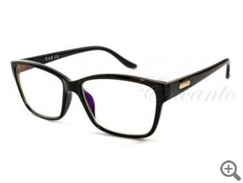 Компьютерные очки EAE 2003-120 BLK  с футляром 100005