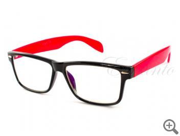 Компьютерные очки EAE B542-BLK-RED с футляром 102403 фото