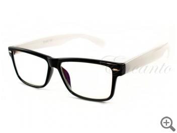 Компьютерные очки EAE B542-BLK-WHT с футляром 101790