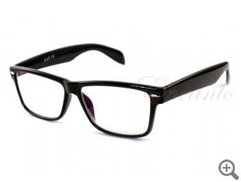 Компьютерные очки EAE B542-BLK с футляром 101731