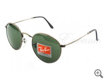 Солнцезащитные очки Ray-Ban 3447 SIL-GRN 102516 фото