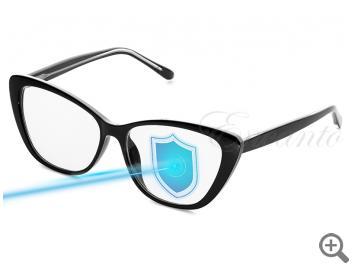 Компьютерные очки Blue Blocker 2004-C1 защита фото