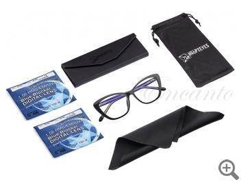 Компьютерные очки Blue Blocker 2004-C1 комплектация фото
