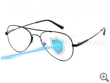 Компьютерные очки Blue Blocker C9001-C01 защита фото