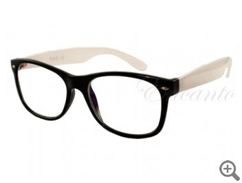 Компьютерные очки EAE B543-BLK-WHT с футляром 101757