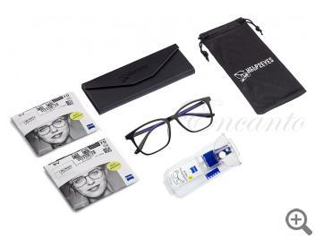 Компьютерные очки Zeiss Blue Protect ST6919-C01 комплектация фото