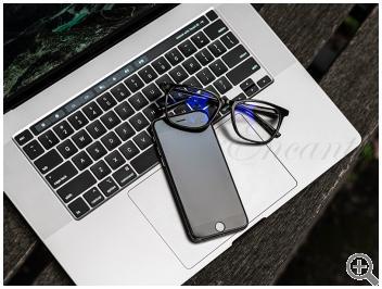 Компьютерные очки Zeiss Blue Protect ST6919-C01 стильно фото