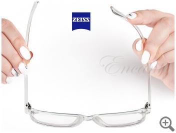Компьютерные очки Zeiss Blue Protect ST6919-C26 гибкость оправы фото