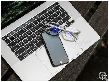 Компьютерные очки Zeiss Blue Protect ST6919-C26 стильно фото