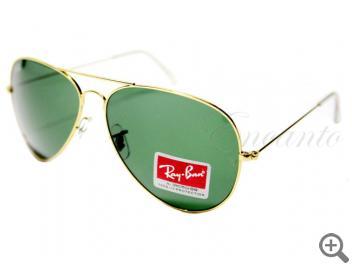 Солнцезащитные очки Ray-Ban 3028 С3 с футляром 101885